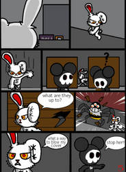 bloody bunny the prequel page 5 by kingdomrian