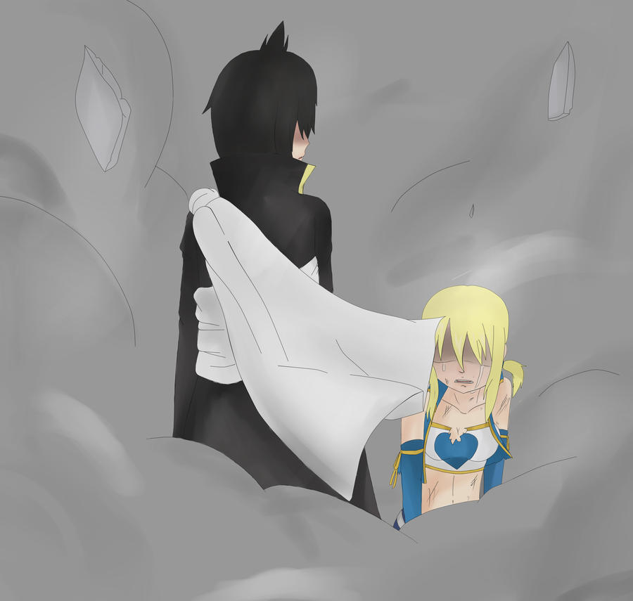 Zeref and Lucy by LavixKite on DeviantArt