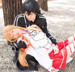Asuna's Sacrifice