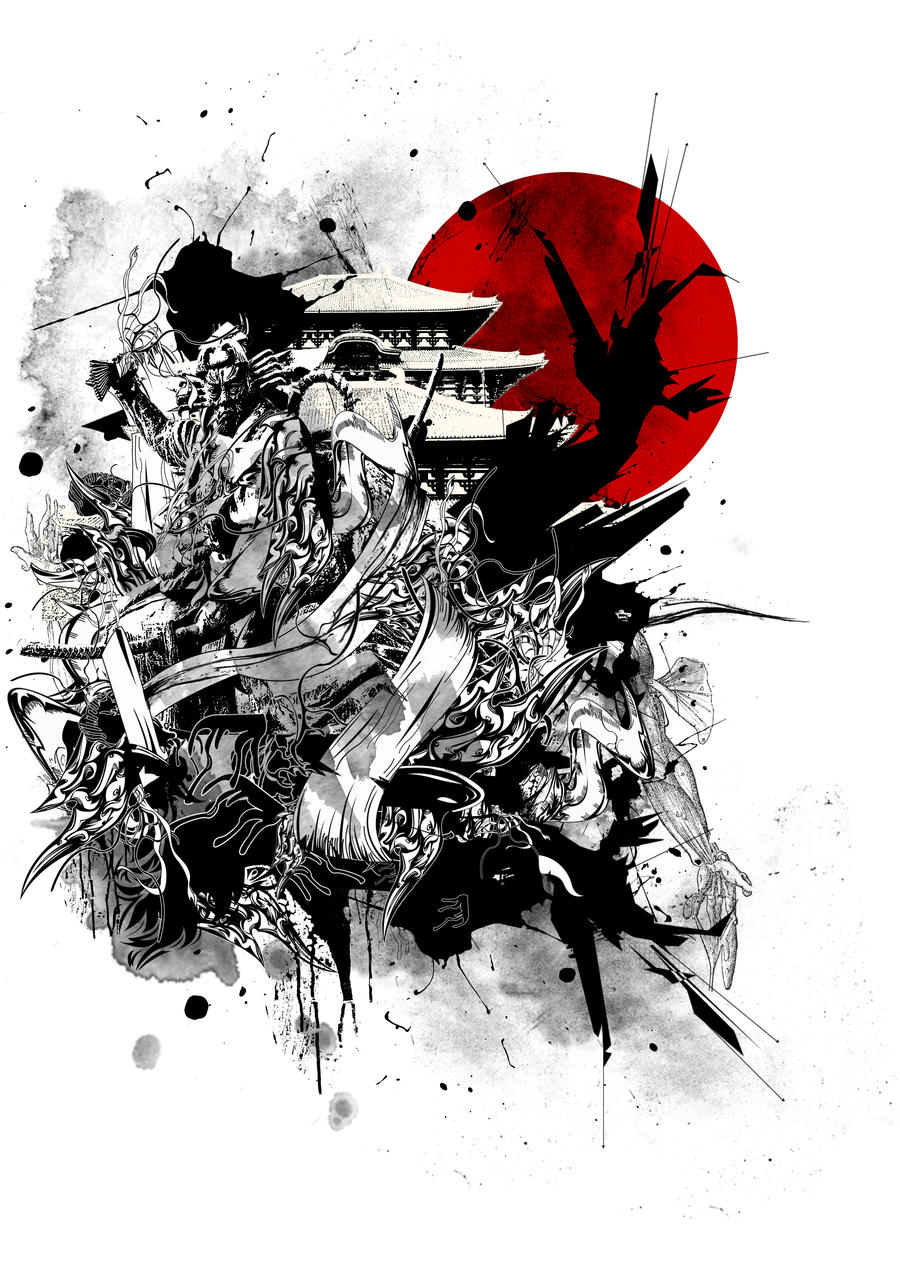 Tokyo Legend by HellSuckers