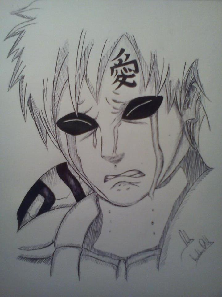 Gaara Crying | www.pixshark.com - Images Galleries With A ... Gaara Crying 548