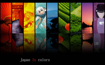 Japan in Colors