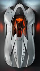 Lamborghini Egoista Note 2 Wallpaper2 720x1280