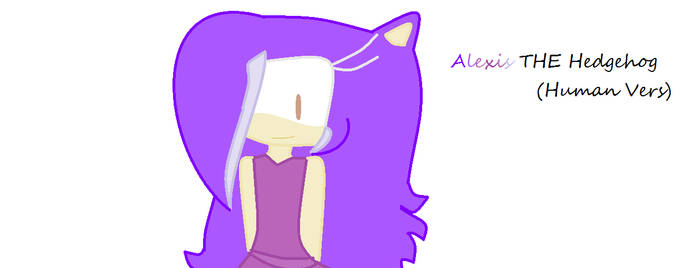 Alexis without lines! maybe some lol