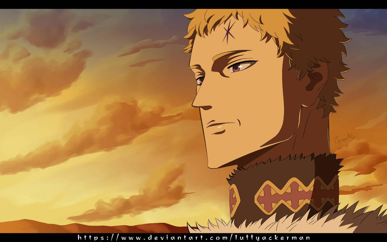 Julius Novachrono Black Clover By Luffyackerman On Deviantart