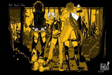 Bodyguards___Val' Kasu' Chun by K-Kasumi-Chan