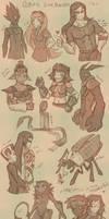 Oban Sketch Racers