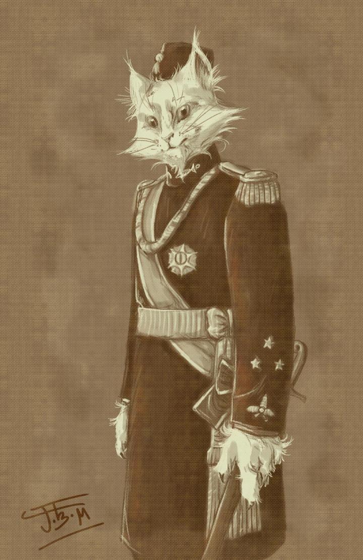 FUR: General Koshkin by Jesseth