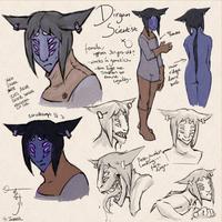 Dirgan Scientist Lady by Jesseth