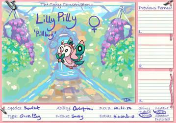Pocket Island Ref- Lilly Pilly by Jesseth