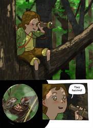 Bird Witch pg 1 by OrangePopFox
