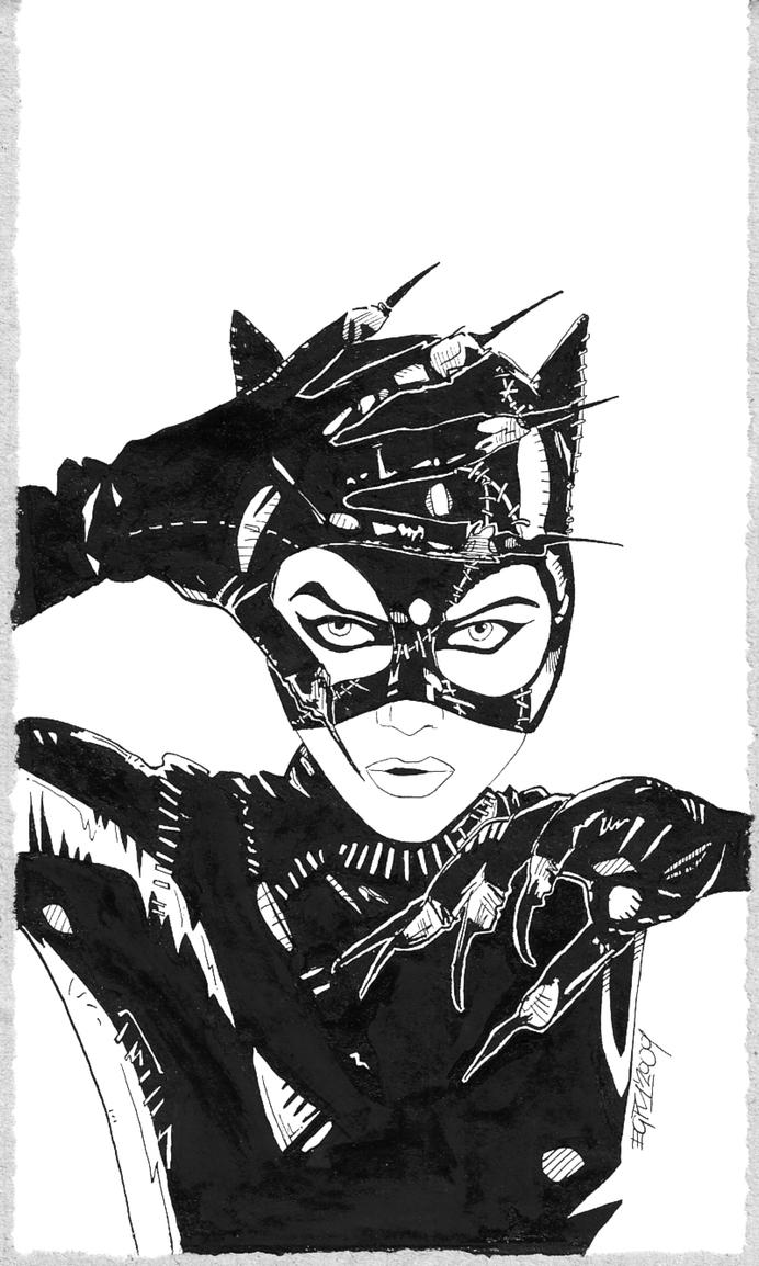 Catwoman by piciART on DeviantArt