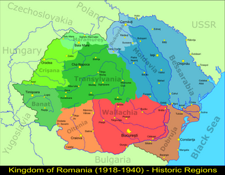 Kingdom of Romania by Scooter20