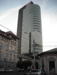 Bucharest Tower Center by Scooter20