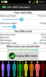 Slim BMI Calculator by Scooter20