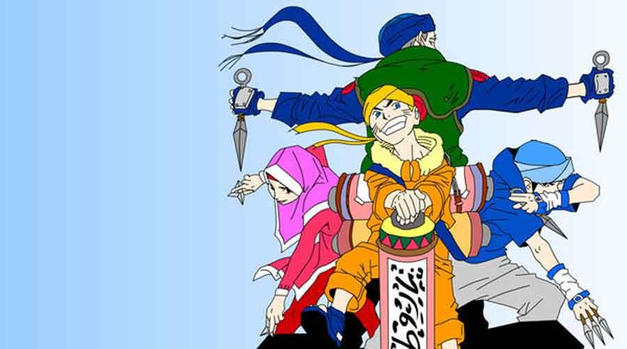 Islamic Naruto By TheMysteryAnimeOtaku