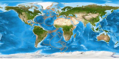 atlantic ocean ladyMachi