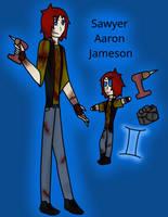 Sawyer Jameson by Morgan-Zandray