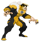 Sabretooth Sinestro Corps by Neo909