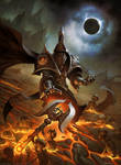 Rise of the Firelord by daniellieske