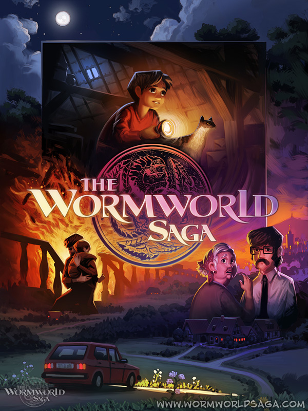 Wormworld Saga Chapter 1