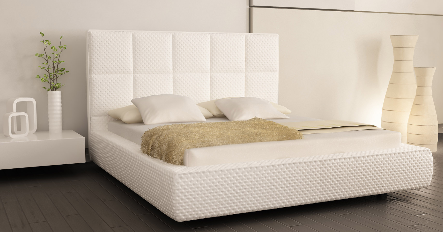 Spanish Bedroom White By A1future On Deviantart