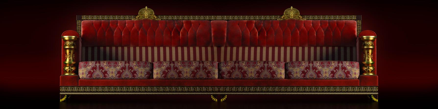 Arabic sofa 3 by a1future