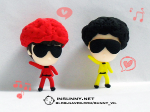 SuperJunior EunHyuk and DongHae Oppa by Sunnyclay