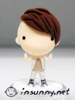 SHINee Lucifer fashion doll by Sunnyclay