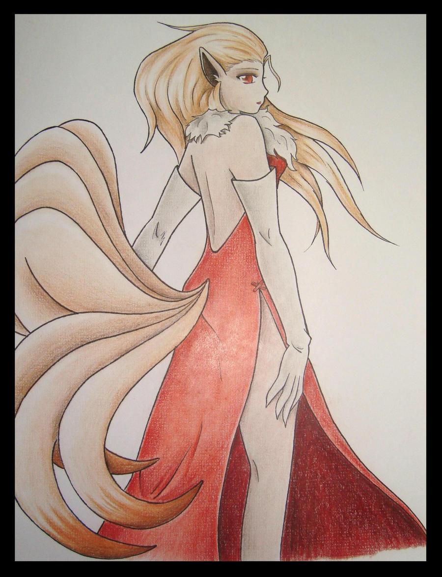 Ninetales by zilia-k