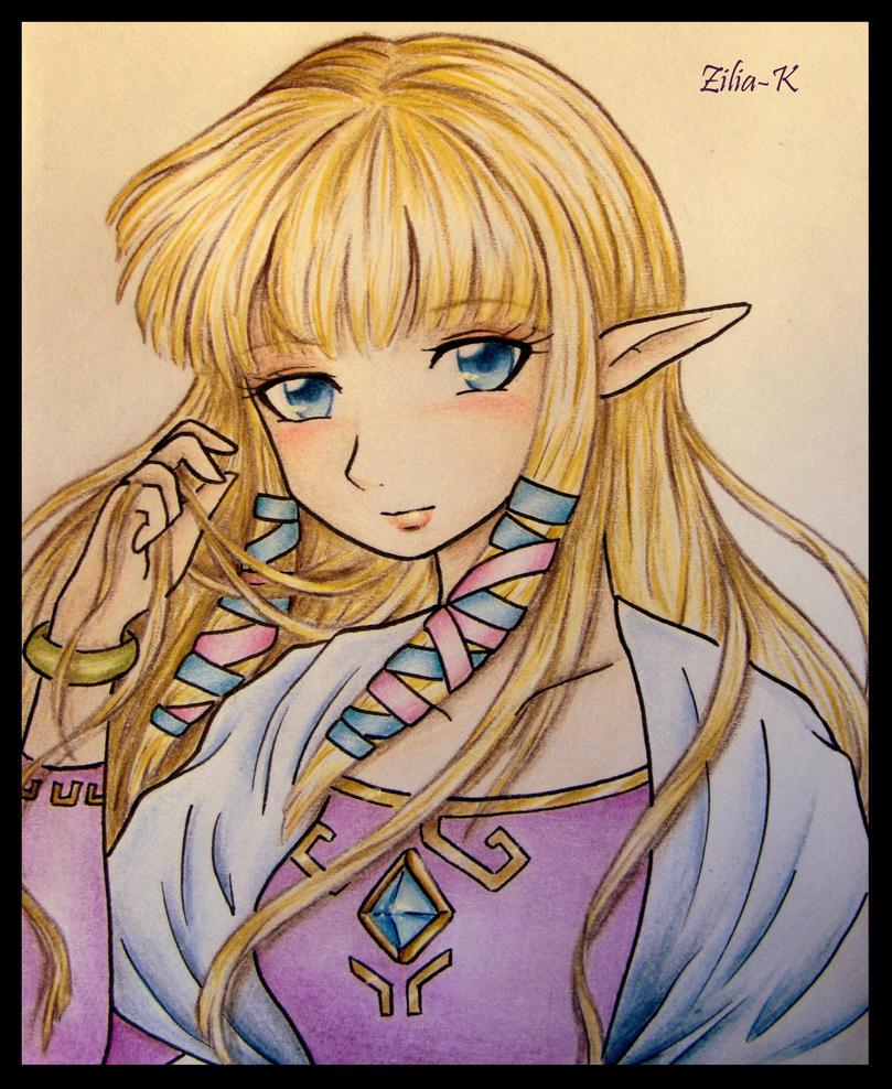 Zelda SS by zilia-k
