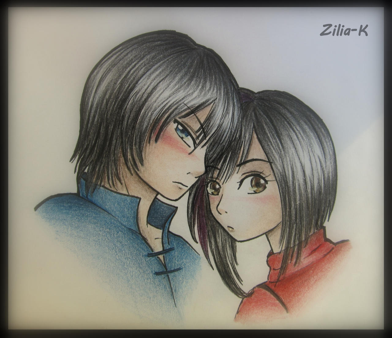 Kai and Jian by zilia-k