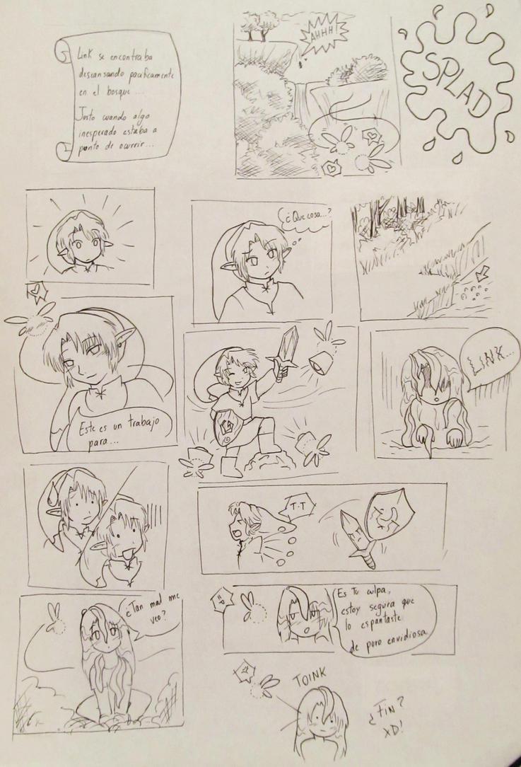 Comic Zilia 2.0 by zilia-k