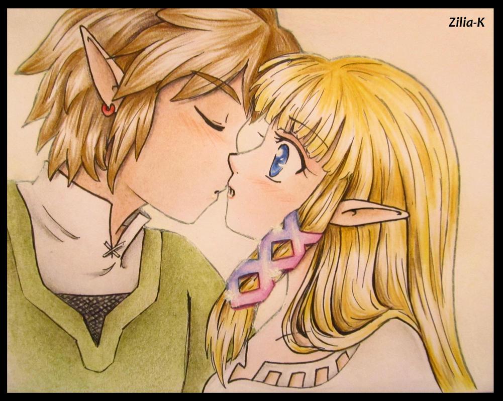 Kiss Zelink SS by zilia-k
