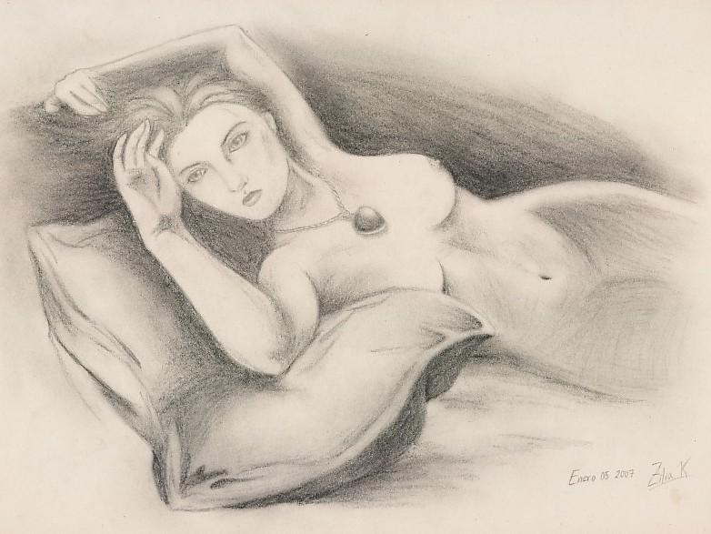 Boceto Rose by zilia-k