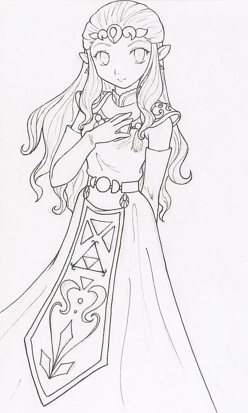 Zelda fs by zilia-k