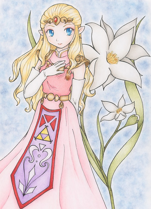 Zelda fs-color by zilia-k