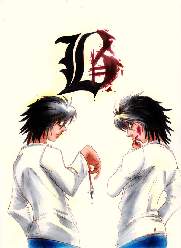 L 2 B Colored by HeroGenkaku108