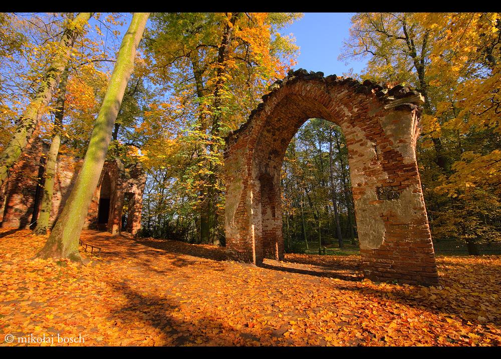 Autumn in Arkadia by Mitas