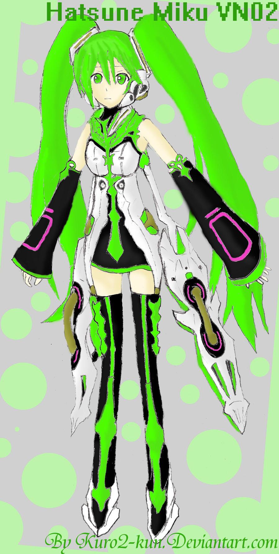 Miku Hatsune  RedTubecom