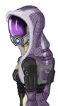 tali [re-done] by Asheh