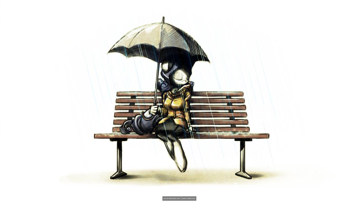 Rainy Day by ten-art