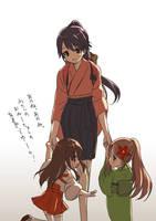 CV Family by Azusa-maxima