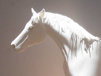Horse Paper sculpture II