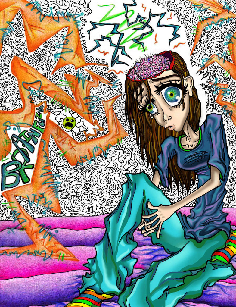 BrainFuzz by Dazecase