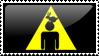 Improbable Island stamp by Kagu84