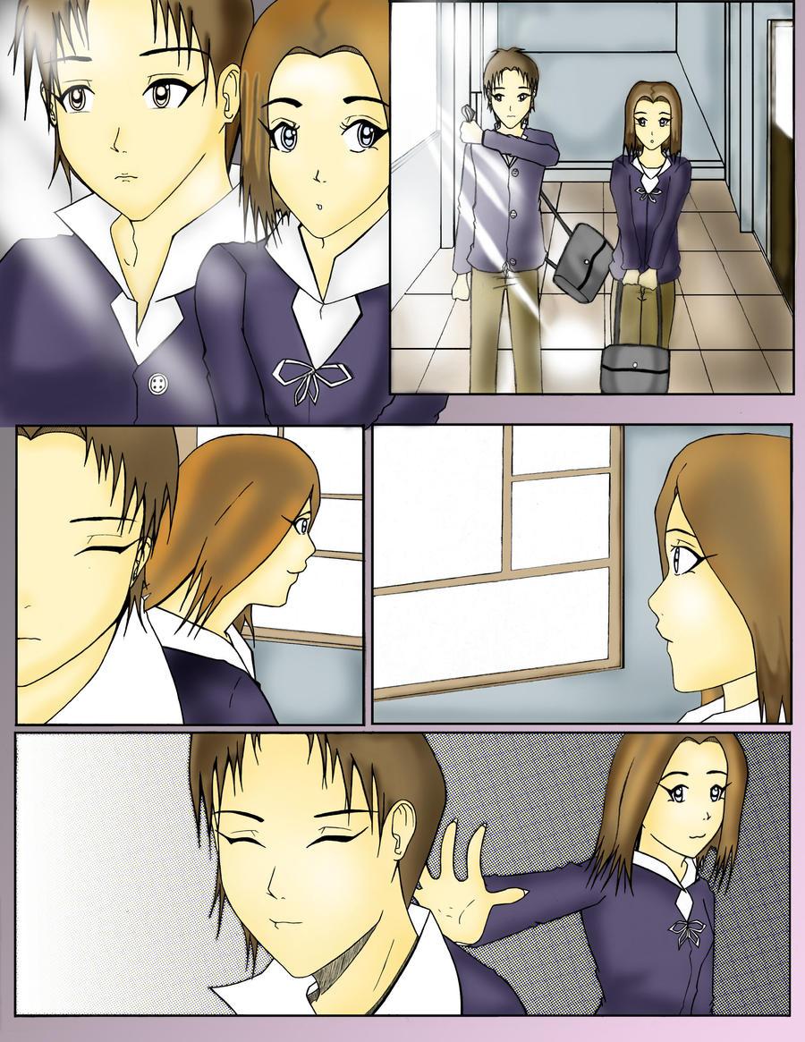 collab manga pg 1 by xwx101