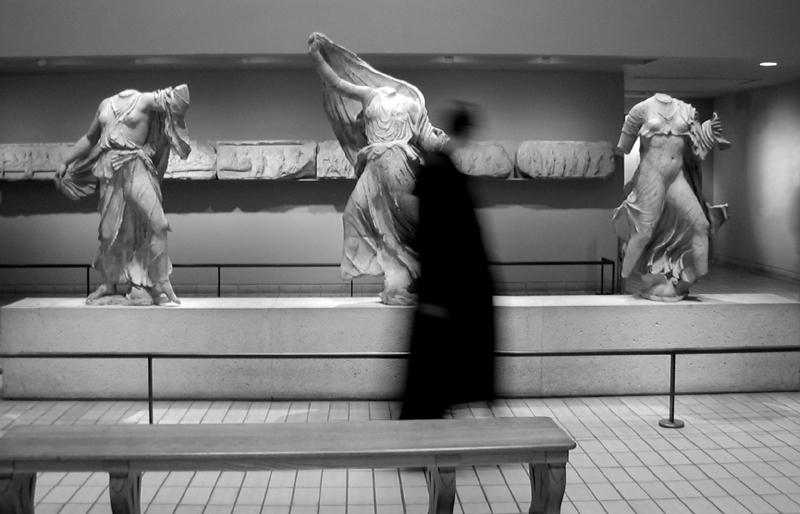 the elgin marbles by evelynzee