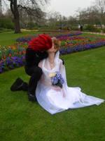 AkuDemy Wedding Kiss by KellyJane