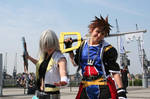 Sora and Riku -MCM May Expo 08